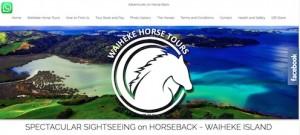lizhewson waiheke horse tours copy